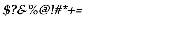 Tarocco Tarocco OSFOT Bold Italic Font OTHER CHARS