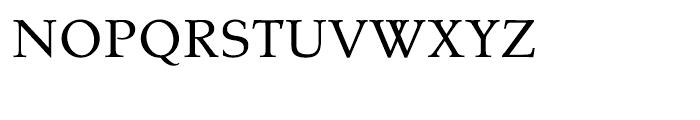 Tarocco Tarocco OSFOT Roman Font UPPERCASE