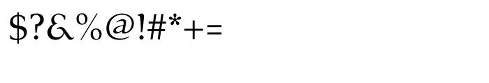 Tarocco Tarocco OSFOT Smallcaps Font OTHER CHARS