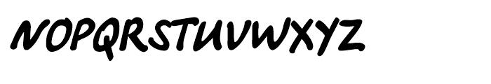Tatiana Regular Font UPPERCASE