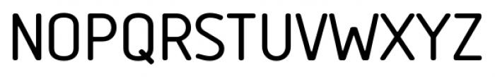 Tadao Medium Font UPPERCASE