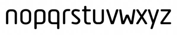 Tadao Medium Font LOWERCASE