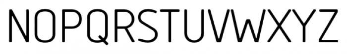 Tadao Regular Font UPPERCASE
