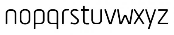 Tadao Regular Font LOWERCASE