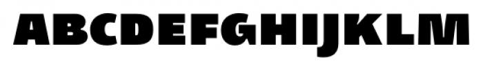 TangSCOSF Black Font LOWERCASE