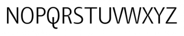 TangSCOSF Thin Font LOWERCASE
