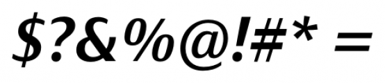 Taxon Medium Italic Font OTHER CHARS