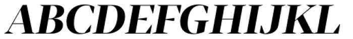 Tabac G1 Bold Italic Font UPPERCASE