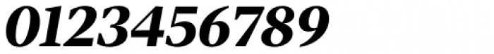 Tabac G2 Bold Italic Font OTHER CHARS