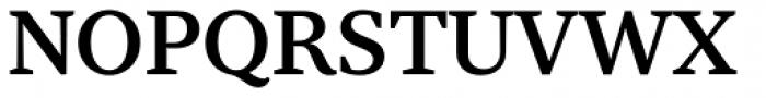 Tabac G3 Medium Font UPPERCASE