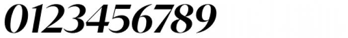 Tabac Glam G1 Semi Bold Italic Font OTHER CHARS