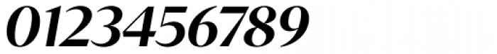 Tabac Glam G2 Semi Bold Italic Font OTHER CHARS