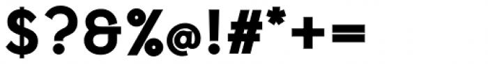 Tabela Black Font OTHER CHARS