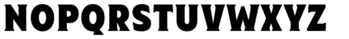 Taberna Serif Black Font LOWERCASE