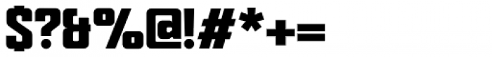 Tabia ExtraBold Font OTHER CHARS