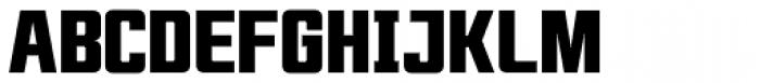 Tabia ExtraBold Font UPPERCASE