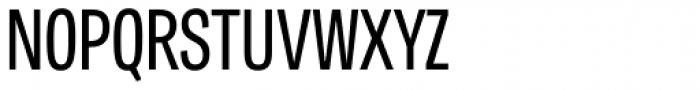Tablet Gothic Compressed Regular Font UPPERCASE