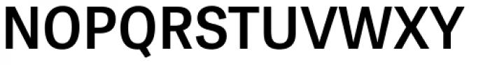 Tablet Gothic SemiBold Font UPPERCASE