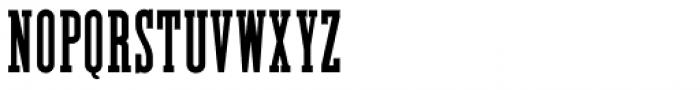 Tabloid News Regular Font LOWERCASE