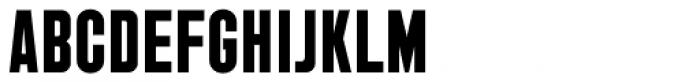 Tabloid Press JNL Font LOWERCASE