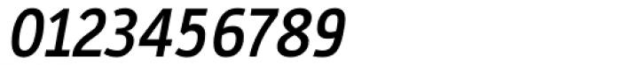 Tabula Medium Italic Font OTHER CHARS