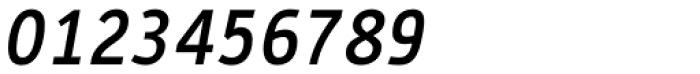 Tabula Pro Medium Italic Font OTHER CHARS