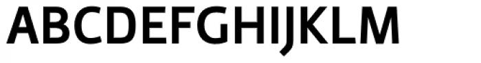 Tabula Std Bold Font UPPERCASE