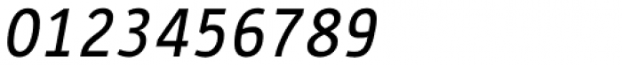 Tabula Std Book Italic Font OTHER CHARS