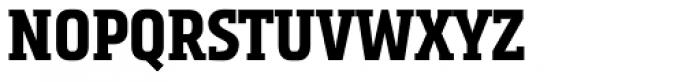 Tact Slab New Semi Bold Font UPPERCASE