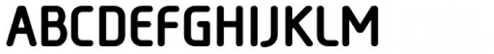 Tadao ExtraBold Font UPPERCASE