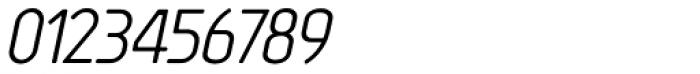 Tadao Italic Font OTHER CHARS
