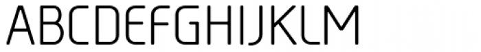 Tadao Font UPPERCASE