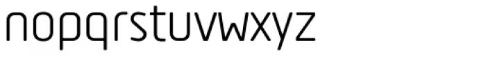 Tadao Font LOWERCASE