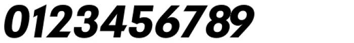 Tafel Sans BC Bold It Font OTHER CHARS