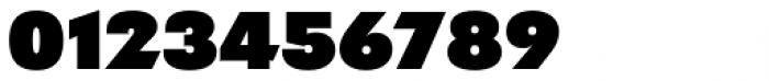 Tafel Sans PC Black Font OTHER CHARS