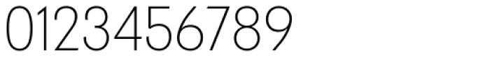 Tafel Sans Pro Extra Light Font OTHER CHARS