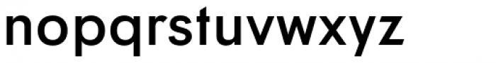 Tafel Sans Pro Semi Bold Font LOWERCASE