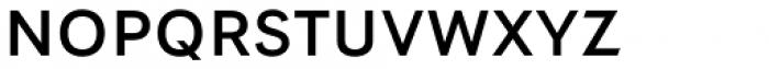 Tafel Sans SC Regular Font LOWERCASE
