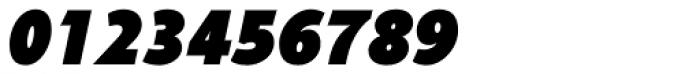 Taffee Black Italic Font OTHER CHARS