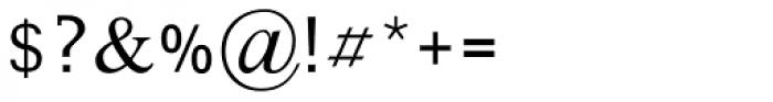 Tagmulim MF Light Font OTHER CHARS