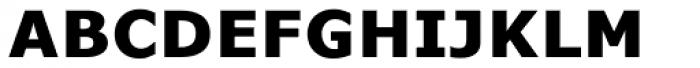 Tahoma Bold Small Caps Font LOWERCASE