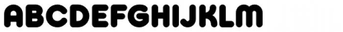Tailwind SC Black Font LOWERCASE