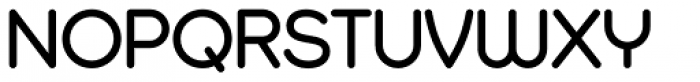 Tailwind SC Font UPPERCASE