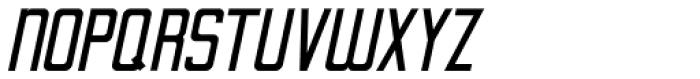 Talent Show Oblique JNL Font LOWERCASE