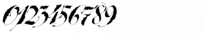 Taliography Font OTHER CHARS
