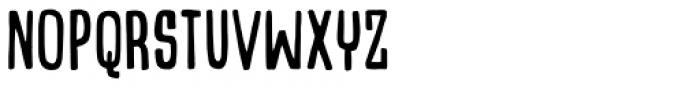 Talking Cat Condensed Regular Font LOWERCASE