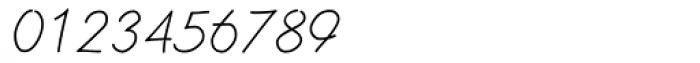 Tamara Light Font OTHER CHARS