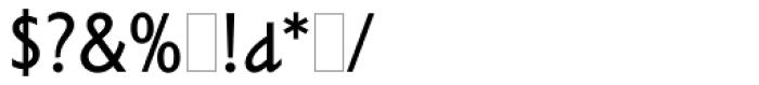 Tannhaeuser Font OTHER CHARS