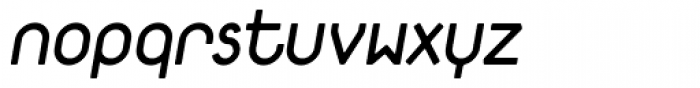 Tantalus Alternative Italic Font LOWERCASE