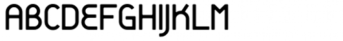 Tantalus Alternative Font UPPERCASE
